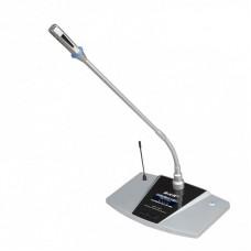 Микрофонный пульт председателя беспроводной BKR WCS-105C Silver