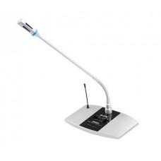 Микрофонный пульт председателя беспроводной clevermic BKR WCS-200C Silver