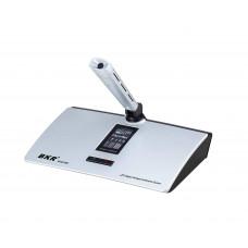 Микрофонный пульт председателя беспроводной clevermic BKR WCS-205C (микрофон 140 мм) Silver