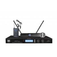 Радиомикрофоны clevermic BKR KX-D3820 (ручной и петличный)