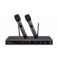 Радиомикрофоны clevermic BKR KX-D3912 (два ручных)