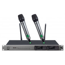 Радиомикрофоны clevermic BKR KX-D812 (два ручных)