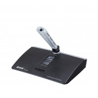 Микрофонный пульт председателя беспроводной clevermic BKR WCS-205C (микрофон 140 мм)
