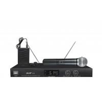Радиомикрофоны clevermic BKR K-3032 (ручной и петличный)