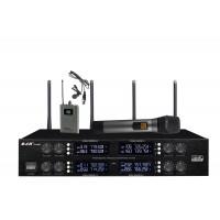 Радиомикрофоны clevermic BKR KX-D3880HB (четыре ручных и четыре петличных)