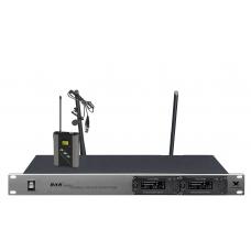 Радиомикрофоны clevermic BKR KX-D812 (два петличных)